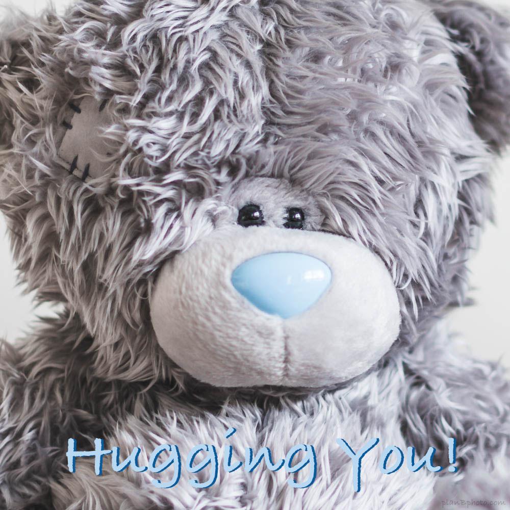 Hugging you bear
