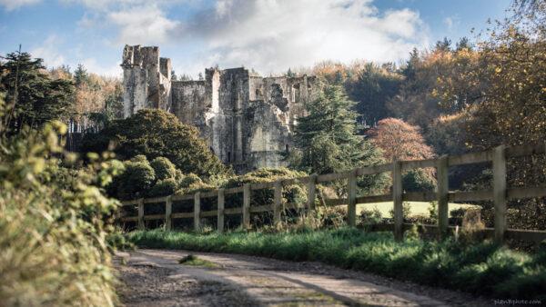 Free desktop image of castles in UK