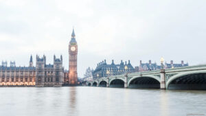 Big Ben and Elizabeth Tower in photos, London, UK