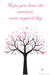 Magical Valentine's Day wish