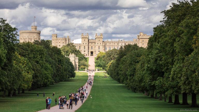 Windsor Castle photo spots